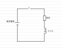 下図の様な電子回路で、コイルの逆起電力からスイッチを保護する回路を考えることがあり、 コイルに抵抗値の大きい抵抗を並列接続すれば良いのではと考えたのですが、この事によってスイッチがオンのとき回路の性能を変えないことは果たせるのでしょうか。