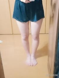O脚とかX脚とかあるか教えてください! 自分じゃ分かりませんでした