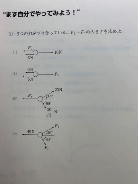 物理に関する質問です。この4番の問題の解き方を教えてください。