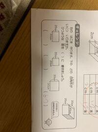 娘の宿題が僕が馬鹿だから分からないのか、なんでか知りませんが、意味わからないのですが、解答と式?をお教え願えますか?