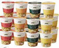 JALですかい (JAL de SKY)は 【気圧の低い機内食用として開発されたカップ麺シリーズは、約85度のお湯で美味しく食べられ、しかものびにくいのが特長。】だそうですが、 地上で沸騰したお湯で作って場合も美味し...