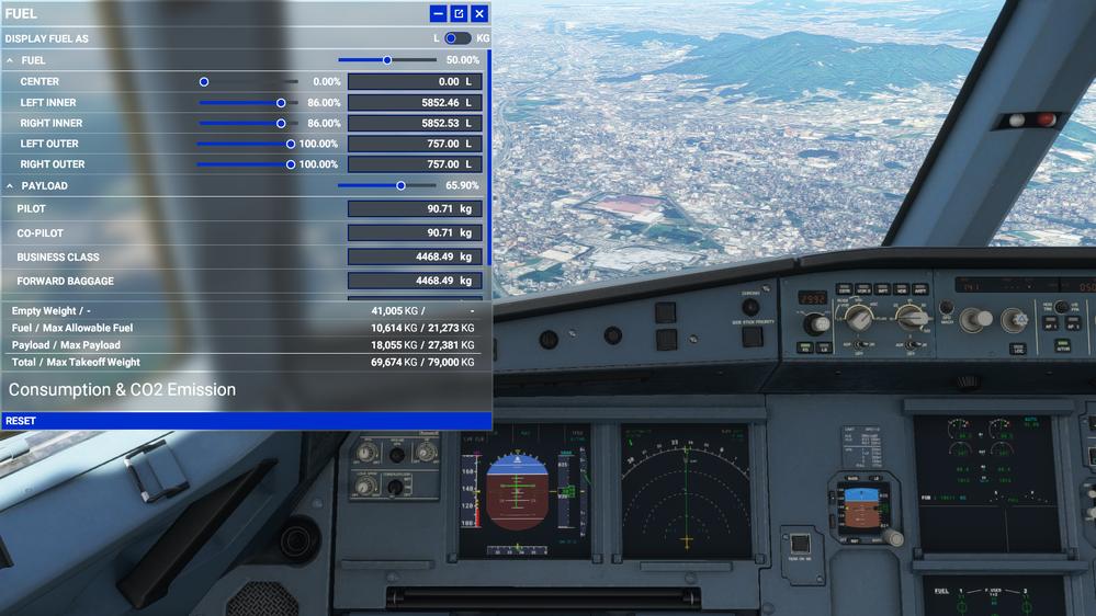 msfs2020でa320neoとb787-10の挙動がおかしいです フルフラップでエアスピードを145kts前後にした状態でピッチを-15度くらいにしても機体が浮き上がります。 mod外してみ...