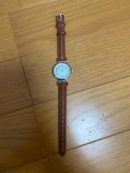 この腕時計はメンズ用かレディース用かどちらでしょうか?