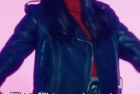 坂道ライダースジャケットクイズPart7  画像の、ライダースジャケットを着ている 現役または元坂道メンバーは、誰でしょう? 正解者には500枚(゚∀゚)