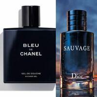 ディオール のソヴァージュ、シャネルのブルー ドゥ シャネル っておじさん臭いというか髭剃りのクリームのような匂いしません?私の嗅覚がおかしいんですかね?