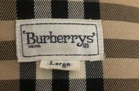 メルカリでバーバリーのシャツを購入しようとしているのですが、こちらのタグは本物でしょうか?明らかに安すぎると思い疑っています。