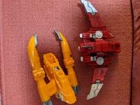この玩具は戦隊シリーズのものでしょうか? おわかりでしたら戦隊シリーズの名前を教えていただきたいです!