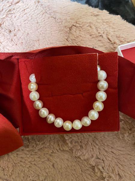 happycandleの真珠のネックレスなのですがいくらぐらいになりますか? またどこで売ったほうが一番高く売れますか?