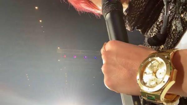 田中樹くんがつけている、金の腕時計どこのものか教えてください ♂️ ♂️