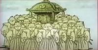 江戸時代の弔いで神輿みたいなもので弔い行列をするって事あったのですか?