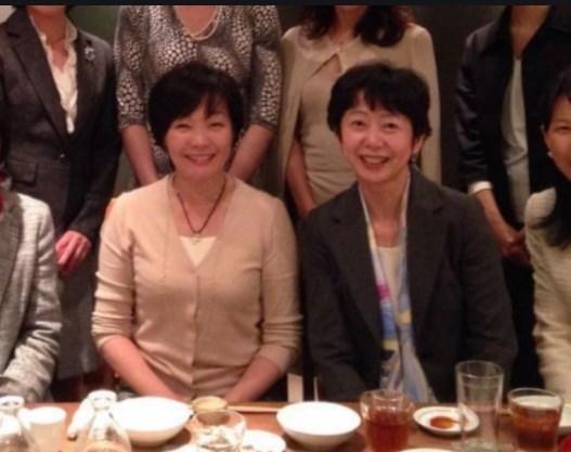 「断らない女」で生きていくと出世するんですか? ・ : 安倍昭恵氏と山田真貴子内閣報道官(画像)
