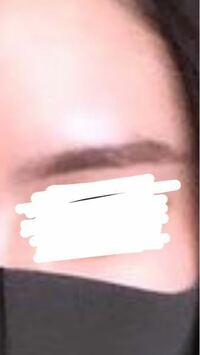 こんなキリッとしたThe描いてますって感じの眉毛はどうやって作っていると思いますか? またこんな眉毛に仕上げるためのオススメのコスメとかも教えてくれると嬉しいです!
