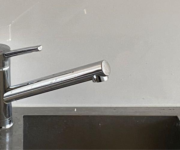 蛇口に浄水器をつけたいのですが、この形の蛇口にはどんなタイプを選べば良いでしょうか?