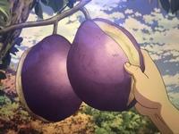 木の実が何の実か分かる方いらっしゃいますか…?! Dr.Stone1-21で季節は秋頃(?)だと思います 分かる方、是非教えて頂きたいです!!
