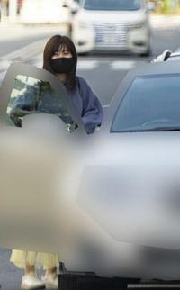 福原愛さんが不倫疑惑で写真を撮られていましたが車にはボカシが掛かっていました。車好きとしては気になるのですが分かりません。 分かった方、教えてください。