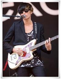 [Alexandros]の川上洋平さんが使っているこちらのギターストラップ、なんて名前のストラップなのでしょうか?わかる方教えて欲しいです!