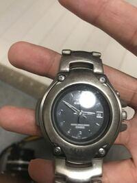 この時計の種類が知りたいです g-shock MR-Gまでは書いてありました