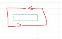 エクセル2019の質問です。  パソコンを新規に購入したので、エクセル2010から2019へ変更になりました。 以前の2010ではセルを選択してコピー指定すると、セル枠が点線で囲まれて グルグルと枠が動くようにアニメーションしていましたが、 2019ではアニメーションしません。  おばちゃん事務員の方から言われたのですが、動いたほうがわかりやすいとのこと・・・。 自分は全く不便...