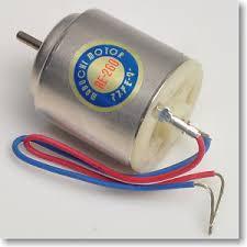 なぜーターモチブマのような永久磁石を使ったモーターは豆電球をつなぐと発電機になるのでしょうか?