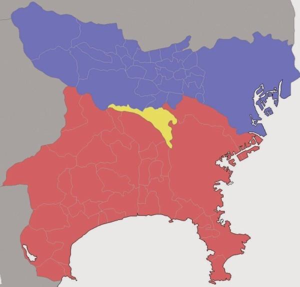 町田は神奈川県ですか?