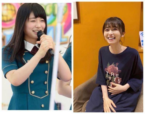 長濱ねるさんは欅坂46にいた頃と比べてかなり痩せたと思うのですが、何キロくらい痩せたと思いますか? ダイエット