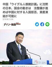 中国がジェノサイドやってるって本当ですか。ウイグル人を根絶させる計画って本当ですか。 本当じゃないなら、中国人に対するヘイトスピーチです!
