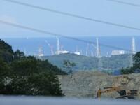 写真の福島第一原発が見える場所を教えてください。 2014年に撮影した写真です。第一原発近くの道から撮影した記憶があるのですが詳細な場所がわかりません。  わかるかたいれば教えてください。
