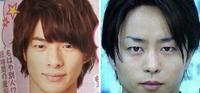 櫻井翔さんや平野紫耀さんのように、そこそこイケメンはこのように一重瞼にできますが、 吉沢亮さんや佐藤勝利さんのような正統派イケメンはこのように一重瞼にはできないのでしょう?