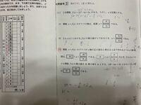 高校数学二次関数 この問題の(3)の解き方を教えてください。 答えは左の丸でかかってる数字です。