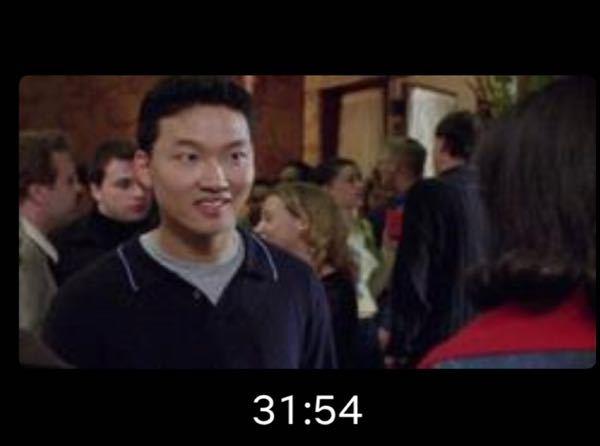 ギルモアガールズを見ててシーズン1の17話にこのアジア系の俳優さんが出てきたんですが、 何か見覚えがあります2000年のなので今はもう少し老けていますが この方の名前、もしくは他の作品がわかる方がいたらお願いします。