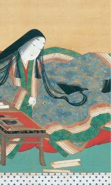 平安時代や鎌倉時代などの昔の日本は黒髪ストレートのイメージが強いんですけど、実際海外の女性みたいな黒髪以外の髪色だったりストレートじゃなかったりの人っていたんですか?