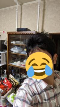髪型おかしいですか?