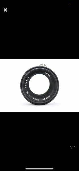 NikonF3のボディを購入しましたが、こちらのレンズは使えますでしょうか? NIKON AI-S NIKKOR 50mm F1.4