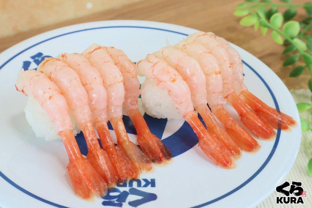 甘エビ寿司は嫌いですか