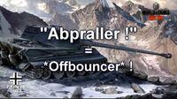 上がドイツ語、下が英語で同じ意味です。どういう意味ですか?