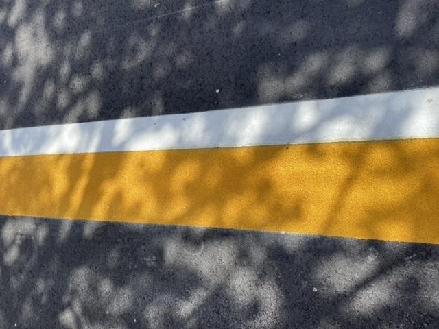 この線は駐停車禁止でしょうか?