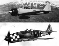 日本男児がいまだに西洋コンプレックスなのは、前の大戦時に欧米機並の知的な戦闘機をデザイン出来なかったからである。 ズバリでしょうか?