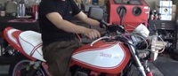 バイクのハンドルについて質問なんですが、ゼファー400にこのぐらいのハンドルを装着した場合車検に通りますでしょうか? ご回答よろしくお願い致します。