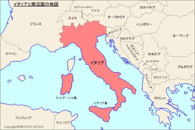 イタリアの南西にあるサルデーニャ島は安定陸塊、古期造山帯、新期造山帯のうちどれに当てはまりますか?