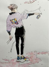 チップ100枚です。東京卍リベンジャーズに出てくるマイキーこと佐野万次郎の小学生の頃の髪型にしたいと考えています。漫画の画像を見せてもいいのでしょうか?またなんと言ったら伝わりますのでしょうか?ご回答お 待ちしております!