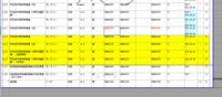 ブックの全シートにおいて、特定の背景色のセルの色をクリアーし、フォント色を黒に変えるVBAコード 添付画像のような特定の背景色の全セル、画像の例だと、黄色=65535・水色=16777164といった色がついたセルを背景色なしに、また、セル内の赤文字のフォント色を黒に変更する、VBAコードを教えていただけないでしょうか。  Option Explicit  Dim BGC As Variant...