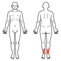 ストレッチについて 画像の赤い部分の伸ばし方,名称を教えてください。