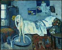 こちらの絵画の作品名もしくは画家の名前を教えてください…!