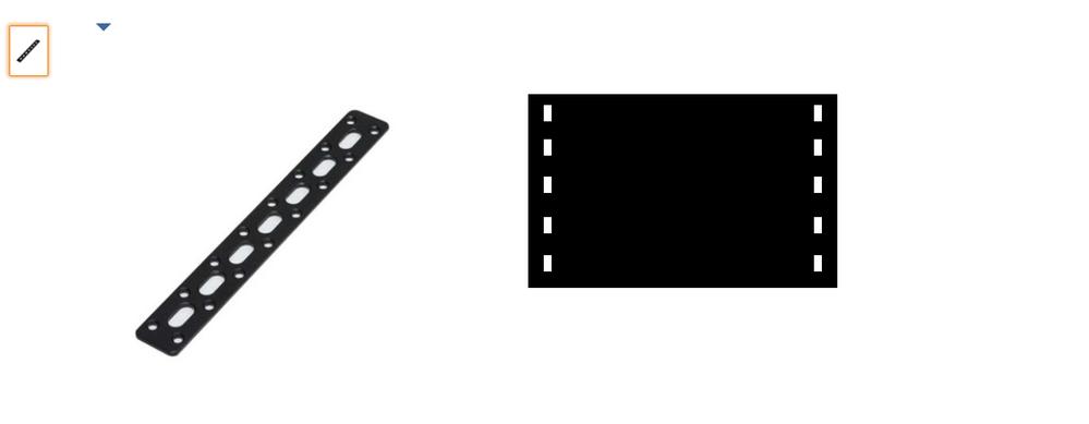 結合金具の様にネジ穴が開いているもので鉄板の様になっているものってありませんか? イメージの画像も載せておきます。左が市販でみる結合金具で、右が探しているもののイメージです。 30~50cmあれば十分と思います。鉄板でボルト穴があればボルトで連結して延長も出来ると思っているので。 自作パソコンでメンテナンス性の高さからオープンフレームのパソコンを使っているのですが、上に蓋のようにポンと置...