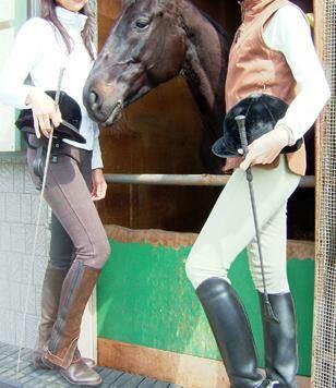 女子に質問。馬を走らせるときの掛け声って「走れー!」でいいですか?
