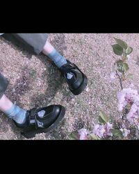 歌い手ゆきむら。さんが履いてるこの靴はどこのブランドのものでしょうか? わかる方いらっしゃったら教えていただきたいです。