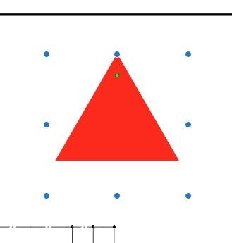 Macの標準ソフトの「プレビュー」でPDFを開き、マークアップツールの中の「シェイプ」で多角形の中の三角形を描いたあと、 この▲を右向きに回転させるにはどうすればいいのでしょうか。 調べたとこ...