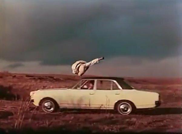 これは本当の車飛び越えですか?