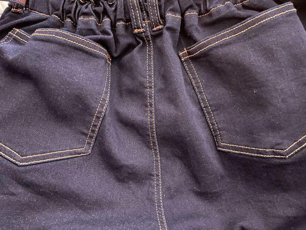 ズボンのポケットについて(カテゴリー違ったらすみません) 下の写真のように、最初から縫い付けられてるポケットを外すことってできますか??ポケットの位置を変えたいのですが… もしやり方があれば教え...