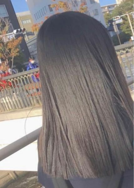 今の髪の毛がこれです。 カットするんですが肩上、肩、肩下、どれがいいと思いますか? 内巻きにするのでハネるのは大丈夫です。